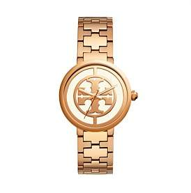 Tory Burch Reva Gold-Tone Watch