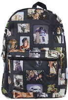 Bioworld Black Star Wars Backpack