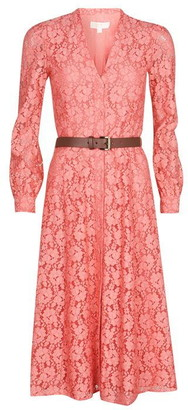 MICHAEL Michael Kors Midi Shirt Dress Ld02