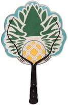Pubumésu small pineapple fan