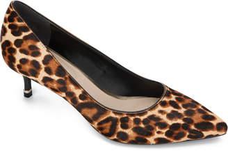 Kenneth Cole New York Morgan Kitten-Heel Pumps Women Shoes