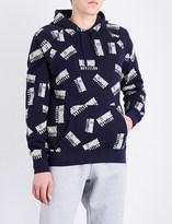 Billionaire Boys Club Repeat-print cotton-jersey hoody