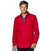 Chaps Big & Tall Classic-Fit Solid Button-Down Shirt
