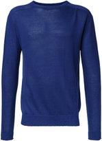 Attachment classic sweatshirt - men - Cotton - 1