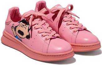 Marc Jacobs x Peanuts tennis shoe