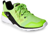 Reebok Green ZPump Fusion 2.0 Running Sneakers