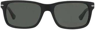 Persol Rectangular Frame Sunglasses