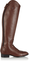 Ariat Challenge Contour Leather Riding Boots - Brown