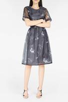 Paul & Joe Sister Persane Cat-Print Skirt