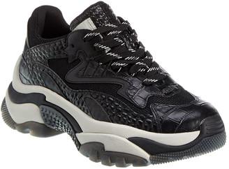 Ash Addict Leather Sneaker