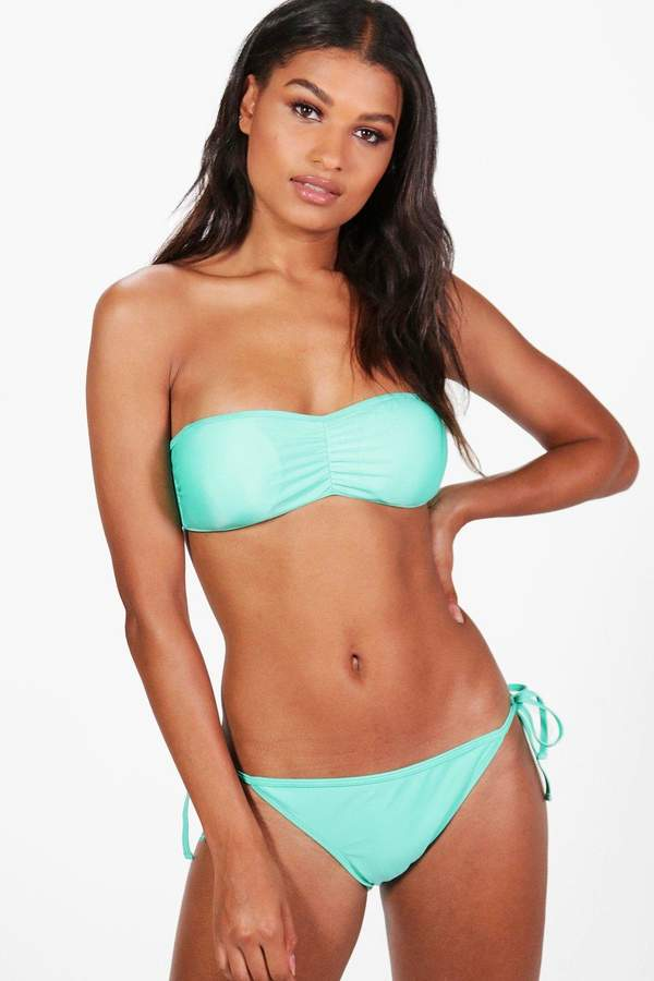 boohoo Mix and Match Tie Side Brief