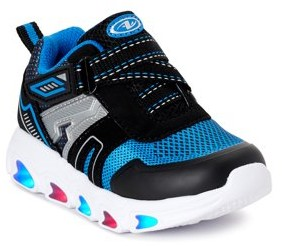 Athletic Works Toddler Boys Light Up Everyday Sneakers