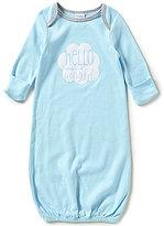 Starting Out Newborn-6 Months Hello World Gown