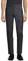 Ballin Theo Comfort Eze Bi-Stretch Tropical Wool Trousers