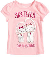 Epic Threads Sisters T-Shirt, Toddler Girls, Created for Macy's