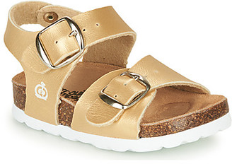 Citrouille et Compagnie RELUNE girls's Sandals in Gold