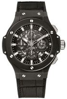 Hublot Aero Bang Black Magic Ceramic Skeleton Watch