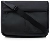 Jeff Banks Black Padded Laptop Bag