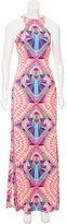 Mara Hoffman Printed Maxi Dress w/ Tags
