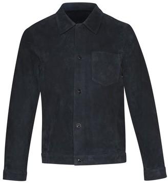 Ami Leather overshirt
