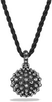 David Yurman Osetra Pendant Necklace with Hematine