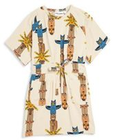 Mini Rodini Toddler's, Little Girl's & Girl's Printed T-Shirt Dress