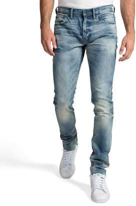 PRPS Men's Windsor Stretch Light Wash Denim Jeans