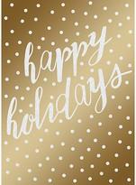 Design Design Stellar Holiday Cards, Box of 14