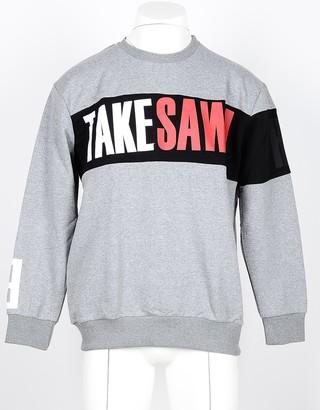 Takeshy Kurosawa Men's Gray Sweatshirt