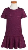 Kate Spade Girl's Drop Waist Dress