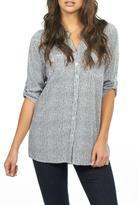FDJ French Dressing White Stripe Shirt