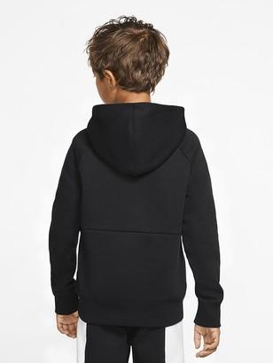 Nike Sportswear JDIOlder BoysOverhead Hoodie - Black
