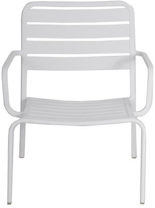 Soundslike HOME Halmstad Outdoor Casual Chair White
