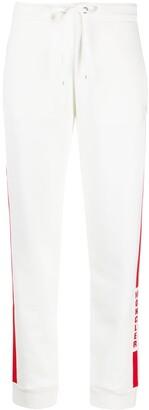Moncler Stripe Detail Logo Track Trousers