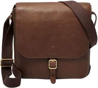 Fossil Buckner NS Leather City Bag