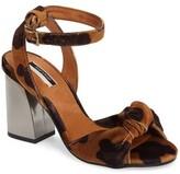 Topshop Women's Rocksy Ankle Strap Sandal