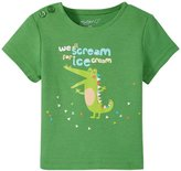 Zutano Ice Cream Screen Tee (Baby) - Apple - 6 Months