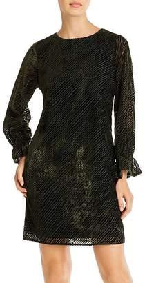Sam Edelman Velvet Shift Dress