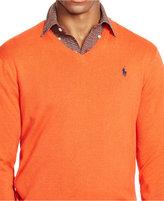 Polo Ralph Lauren Pima V-Neck Sweater