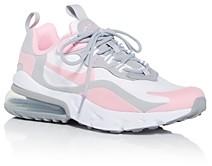 Nike Unisex Air Max 270 React Low Top Sneakers - Big Kid