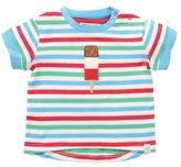 Rockin' Baby Size 3-6M Ice Cream Pop Applique Multicolor Stripes T-Shirt