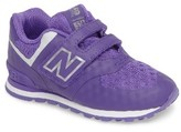 New Balance Girl's 574 Sneaker
