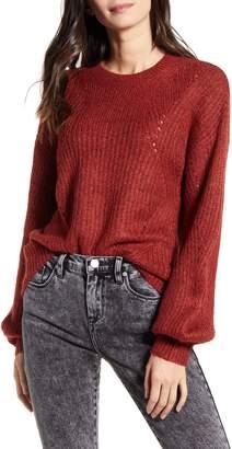 BP Chunky Pointelle Sweater