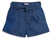 Ella Moss Girls' Chambray Shorts - Big Kid