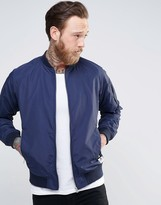 Penfield Bomber Jacket Showerproof In Navy