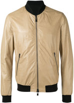 Drome panel bomber jacket