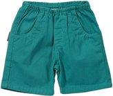 Charlie Rocket Twill Shorts (Baby) - Jade-3-6 Months