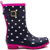 Joules Blue Molly Welly Navy