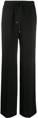 Ermanno Scervino Wide-Leg Track Pants