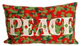 Liora Manné Red Peace Throw Indoor/Outdoor Pillow